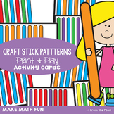 Pattern Activity Cards