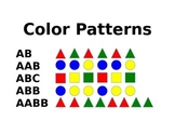 Pattern Anchor Charts