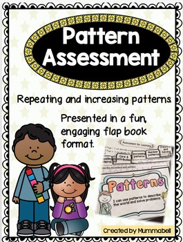 Pattern Assessment Flap Booklet