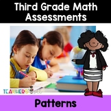 Pattern Assessments: Pictures, Numbers and Tables