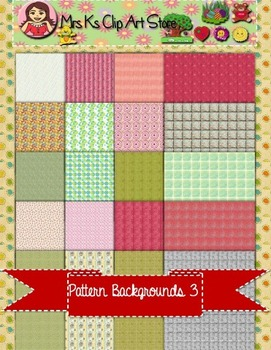 Pattern Backgrounds 3
