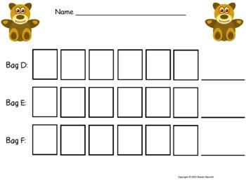 Pattern Bears Math