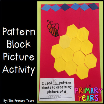 Pattern Block Picture Activity