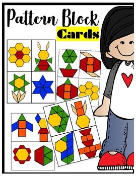 Pattern Block Cards