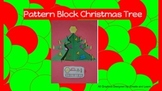 Pattern Block Christmas Tree