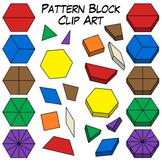 Pattern Block Clip Art