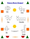 Pattern Block Designs!