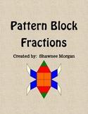Pattern Block Fractions