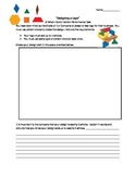 Pattern Block Fractions Performance Task 3.NF.A.3.B, 3.NF.