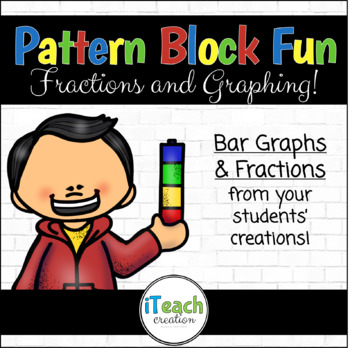 Pattern Block Fun with Graphs and Fractions