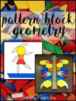 Pattern Blocks Geometry Activities