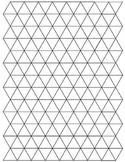 Pattern Block Graph Paper