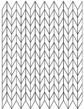 Pattern Block Graph Paper Add-On
