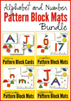 Pattern Block Mat Bundle