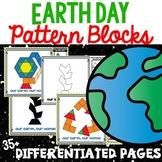 Pattern Block Mat Earth Day