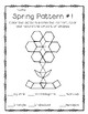 Pattern Block Math: Spring Puzzles