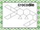 Pattern Block Math {Zoo Animal Edition}