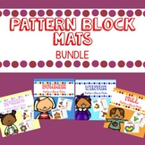Pattern Block Mats Bundle