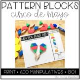 Pattern Block Mats (Cinco de Mayo)
