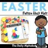 Pattern Block Mats (Easter)