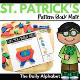 Pattern Block Mats (St. Patrick's Day)