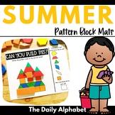 Pattern Block Mats (Summer)
