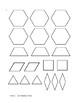 Pattern Block Mats and Patterns