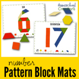 Pattern Block Number Mats