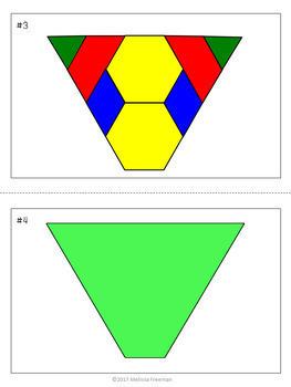 Pattern Block Puzzles