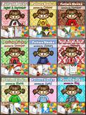 Pattern Block Puzzles Monthly Bundle