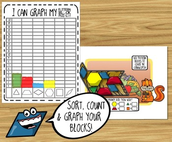 Pattern Block Puzzles for November / Thanksgiving