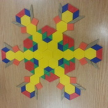 Pattern Block Ratio Projects