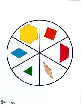 Pattern Block Shape Bump
