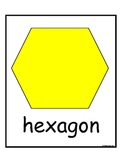 Pattern Block Shape Cards