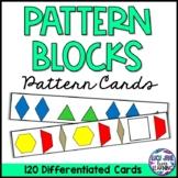 Pattern Cards | Pattern Block Shapes