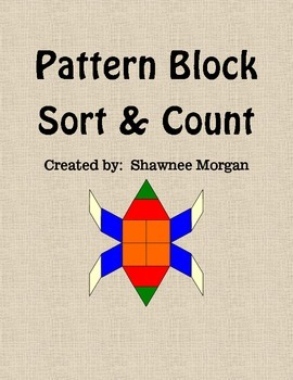 Pattern Block Sort & Count
