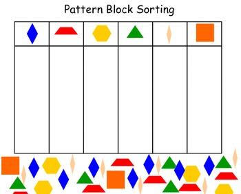 Block Sorting SmartNotebook