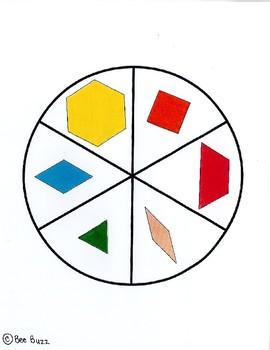 Pattern Block Spinner