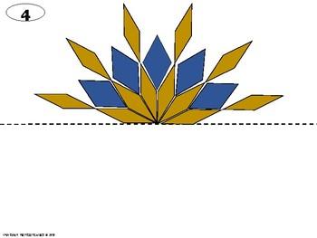 Pattern Block Symmetry