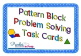 Pattern Block Task Cards