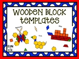 Wooden Block Templates