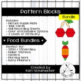 Pattern Blocks – Bundles – Foods