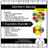 Pattern Blocks – Bundles – Puzzles