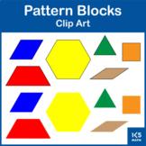 Pattern Blocks Clip Art