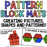 Pattern Blocks - Creating Pictures, Shapes and Patterns!