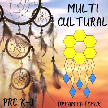 Pattern Blocks Cultural Puzzles