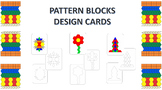 Pattern Blocks Design Cards
