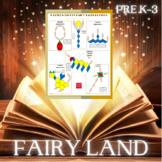 Fairy Tales Math & Reading Puzzles