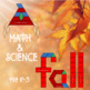 Pattern Blocks Fall/Autumn Puzzles