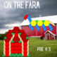Pattern Blocks Farm Animal Puzzles